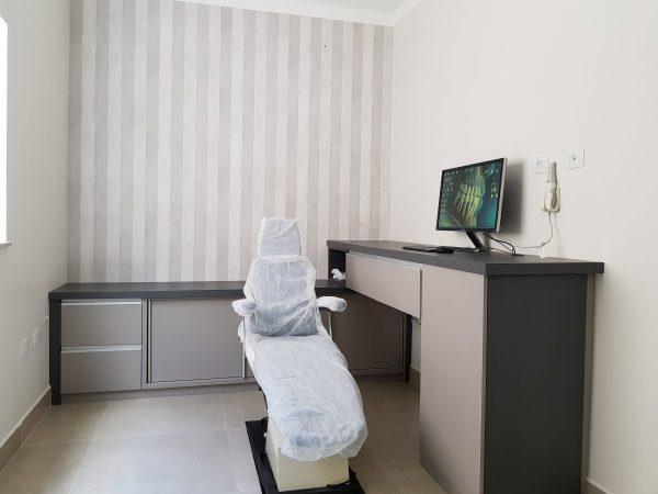 Sala de exames - Scanner 3D Odontológico